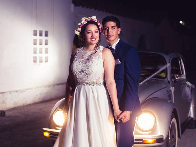El matrimonio de Juan Carlos y Bernarda en Pirque, Cordillera 36