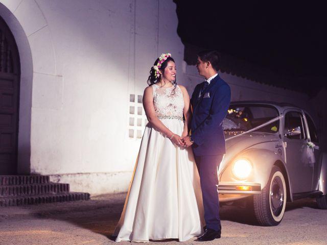El matrimonio de Juan Carlos y Bernarda en Pirque, Cordillera 37