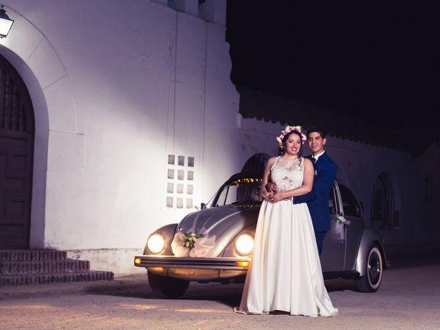 El matrimonio de Juan Carlos y Bernarda en Pirque, Cordillera 38