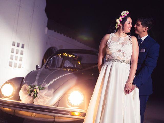 El matrimonio de Juan Carlos y Bernarda en Pirque, Cordillera 40