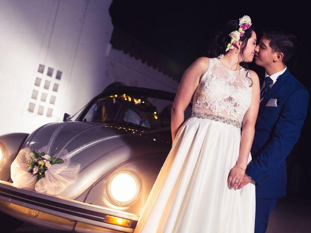 El matrimonio de Juan Carlos y Bernarda en Pirque, Cordillera 42