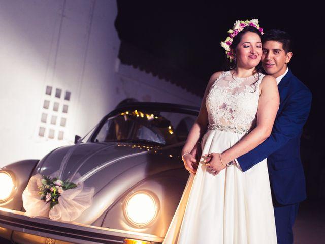 El matrimonio de Juan Carlos y Bernarda en Pirque, Cordillera 43
