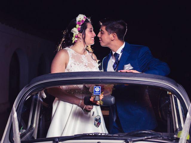 El matrimonio de Juan Carlos y Bernarda en Pirque, Cordillera 45