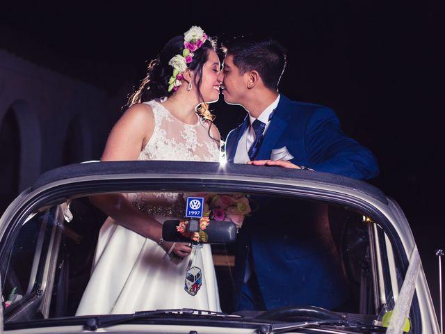 El matrimonio de Juan Carlos y Bernarda en Pirque, Cordillera 46