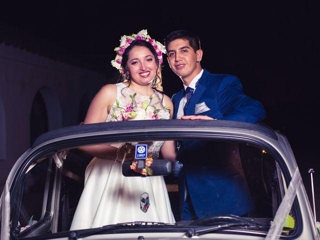 El matrimonio de Juan Carlos y Bernarda en Pirque, Cordillera 47