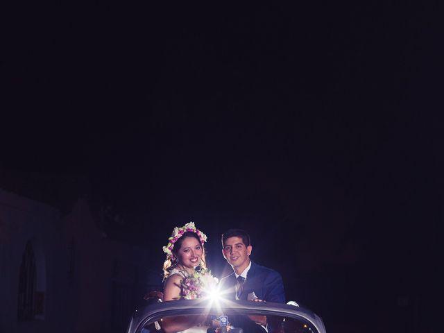 El matrimonio de Juan Carlos y Bernarda en Pirque, Cordillera 48