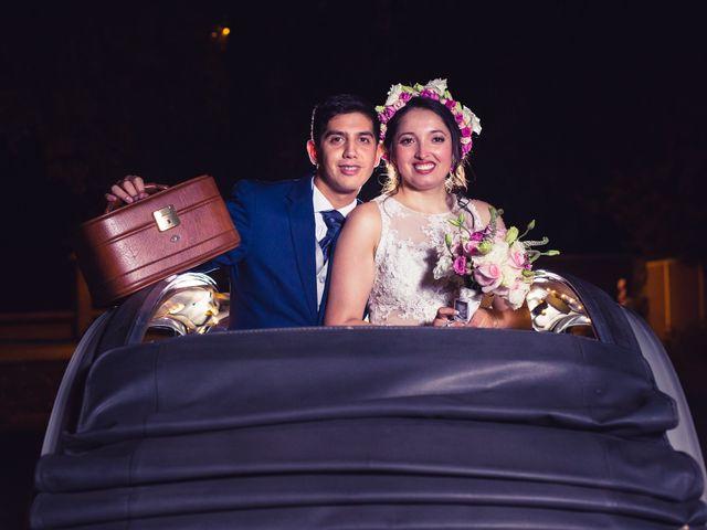 El matrimonio de Juan Carlos y Bernarda en Pirque, Cordillera 50