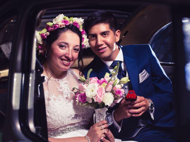 El matrimonio de Juan Carlos y Bernarda en Pirque, Cordillera 51