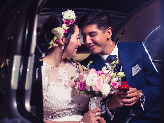 El matrimonio de Juan Carlos y Bernarda en Pirque, Cordillera 52