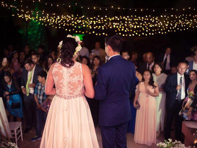 El matrimonio de Juan Carlos y Bernarda en Pirque, Cordillera 54