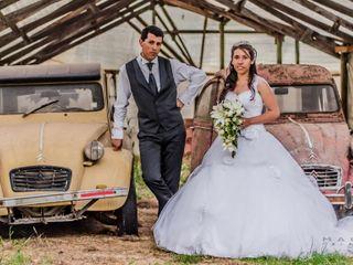 El matrimonio de Leyla y Rene