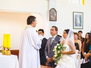 El matrimonio de Leslye y Rodrigo 2