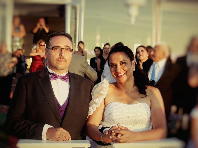 El matrimonio de Cindy y Rodrigo