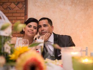 El matrimonio de Ana María y César