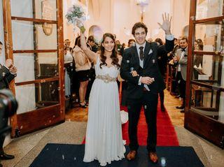 El matrimonio de Natalia y Piero 2