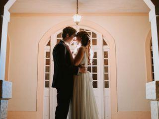 El matrimonio de Natalia y Piero 3