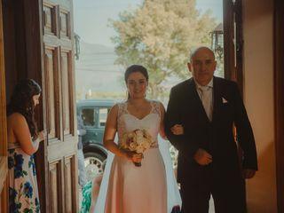 El matrimonio de Ale y Fabri 1