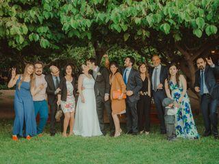 El matrimonio de Ale y Fabri 2