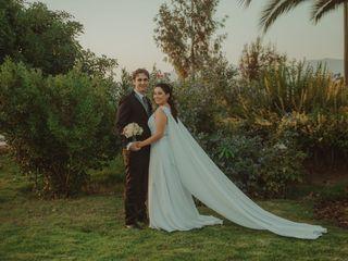 El matrimonio de Ale y Fabri