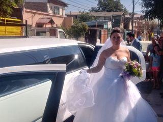 El matrimonio de Liliana  y Jaime  2