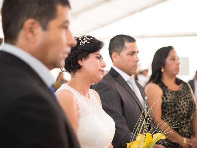 El matrimonio de César y Ana María en La Serena, Elqui 12