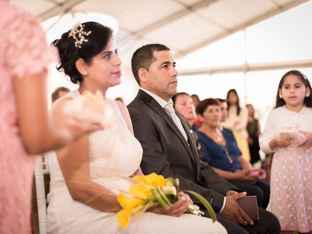 El matrimonio de César y Ana María en La Serena, Elqui 17