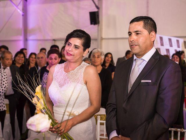 El matrimonio de César y Ana María en La Serena, Elqui 18