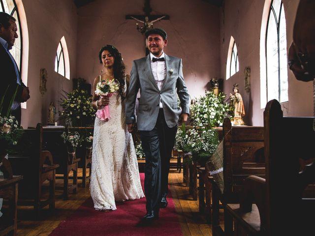 El matrimonio de Camila y Bruno