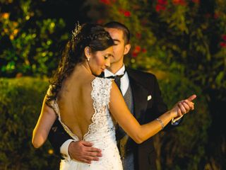 El matrimonio de Danixa  y Luis