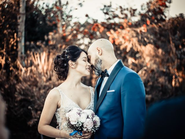 El matrimonio de Daisy y Baydir