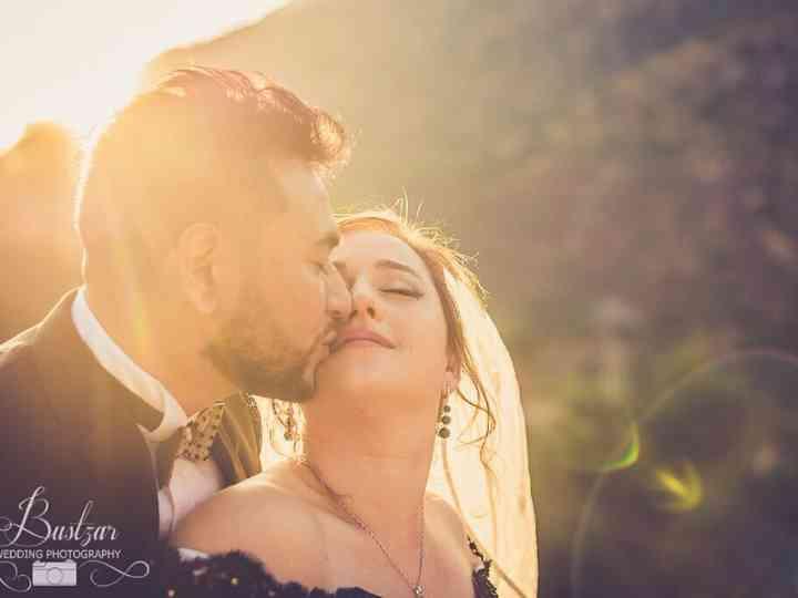 El matrimonio de Mariana y Felipe