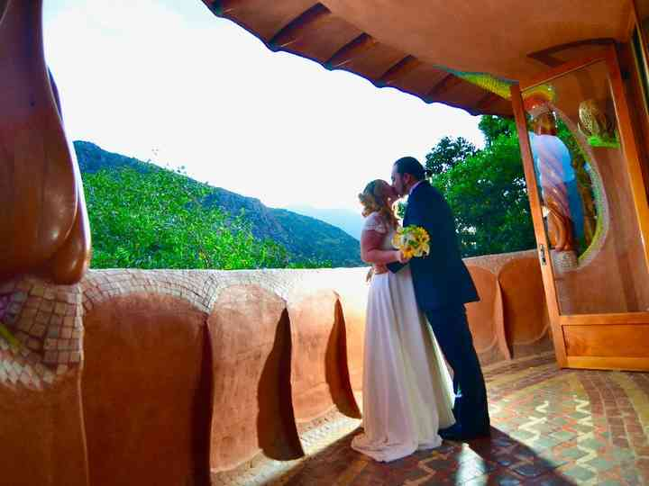 El matrimonio de Jacqueline y Juan Felipe