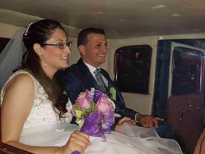 El matrimonio de Elizabeth  y Jorge