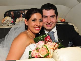 El matrimonio de Patricia  y Mario