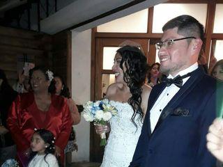 El matrimonio de Marianne  y Álvaro  3