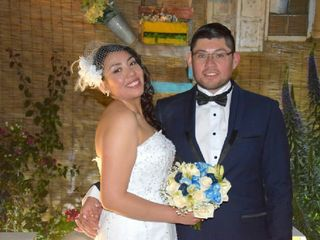 El matrimonio de Marianne  y Álvaro