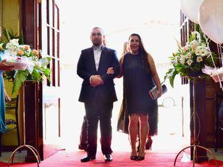 El matrimonio de Jacqueline y Juan Felipe 3