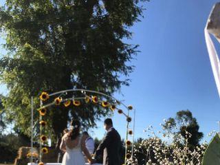 El matrimonio de Kerdy  y Roberto  2