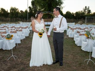 El matrimonio de Kerdy  y Roberto  1