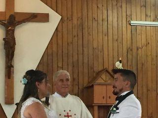 El matrimonio de John  y Carla  1