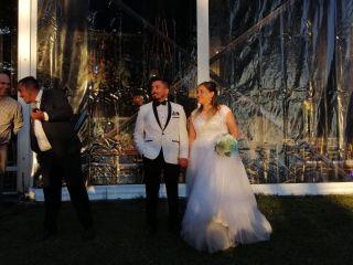 El matrimonio de John  y Carla