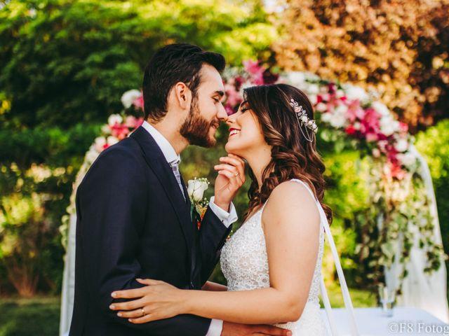 El matrimonio de Nicole y Mateo