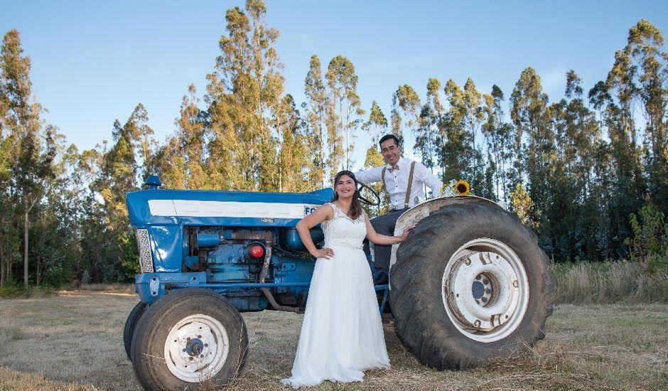 El matrimonio de Roberto  y Kerdy  en Pitrufquén, Cautín