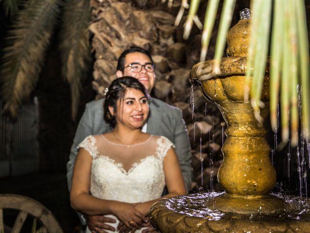 El matrimonio de Kharol y Nicolas
