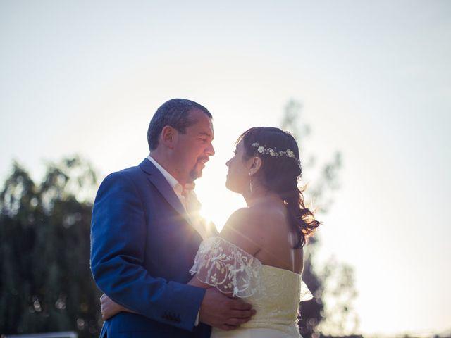 El matrimonio de Tere y Ignacio