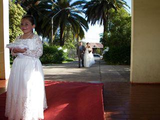 El matrimonio de Loreto  y Daniel 1