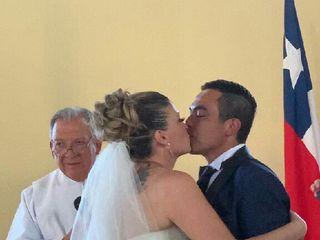 El matrimonio de Diana y César 2