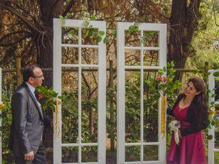El matrimonio de Lisseth  y Jorge