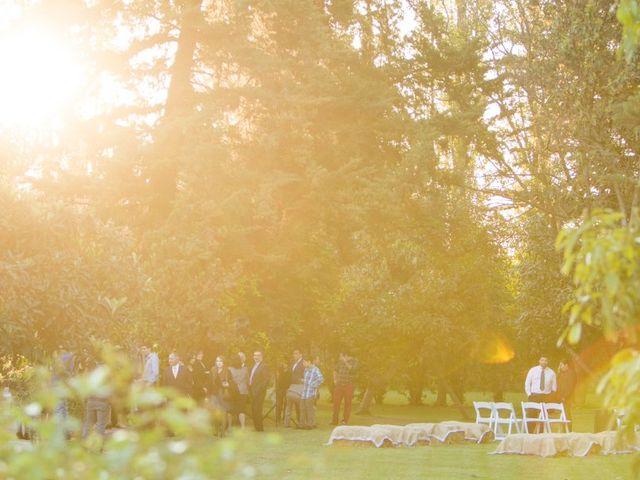 El matrimonio de Robinson y Valeria en Paine, Maipo 29