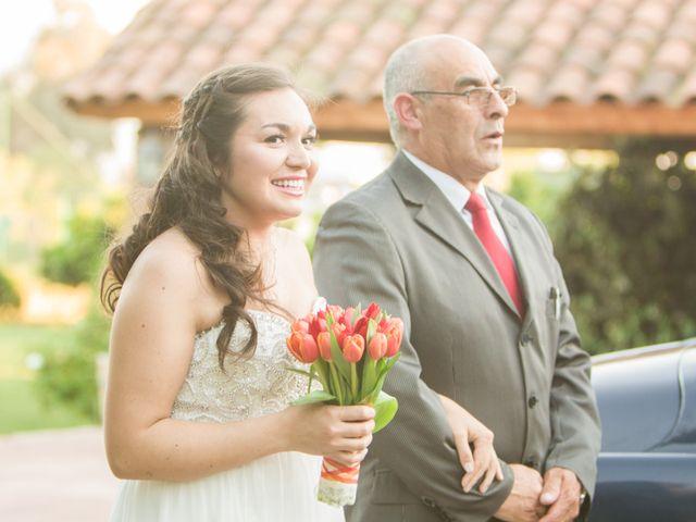 El matrimonio de Robinson y Valeria en Paine, Maipo 31